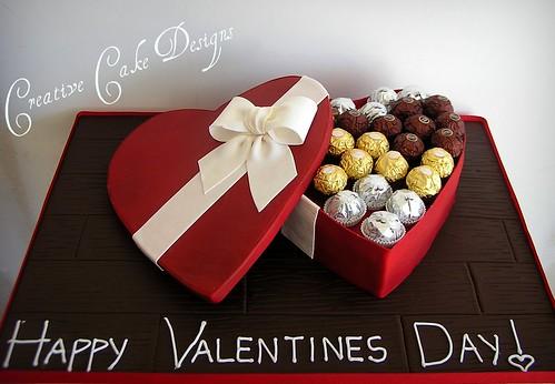 Edible Valentines Box