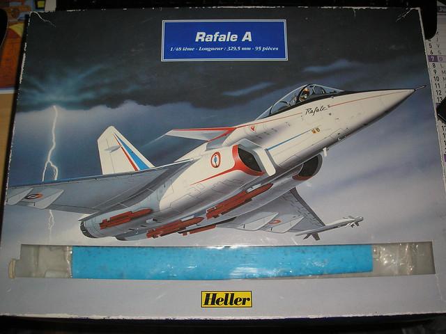 Dassault Rafale A [Heller réf. 80421 et 60421] 5445981051_dfd8804cea_z