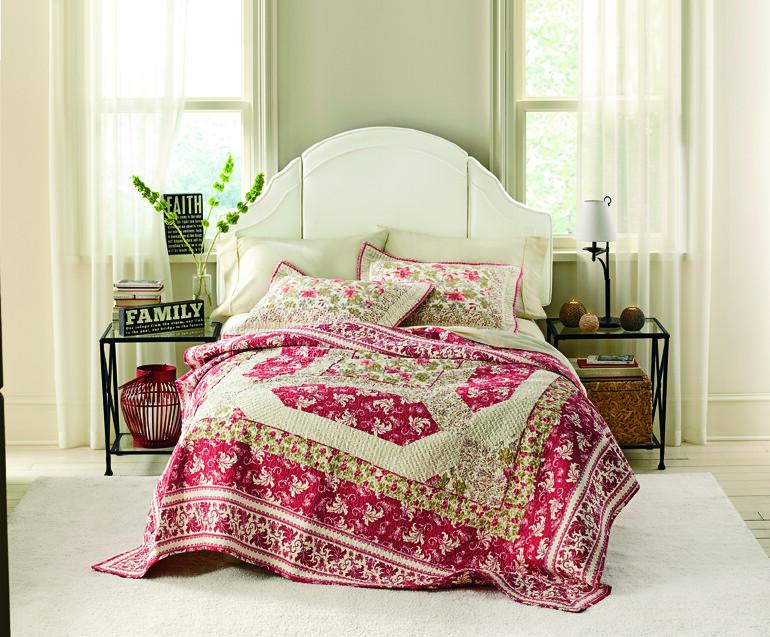Rose Home Decorating Color Pallet