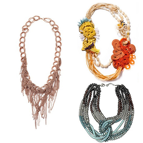 Style Trend: Statement Necklaces 2