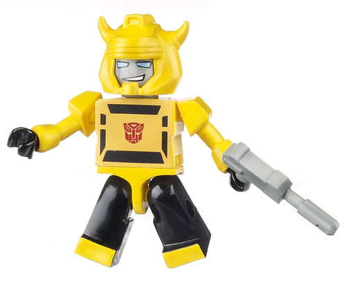 BUMBLEBEE ROBOT KREON MINI FIGURE