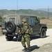 Type 73 tactical vehicle, Iron Fist 2011 exercises.