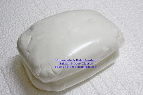 Homemade & Halal Fondant
