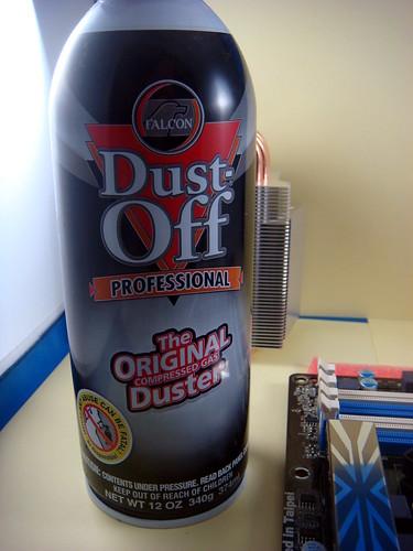 Dust-Off 拋棄式噴氣罐