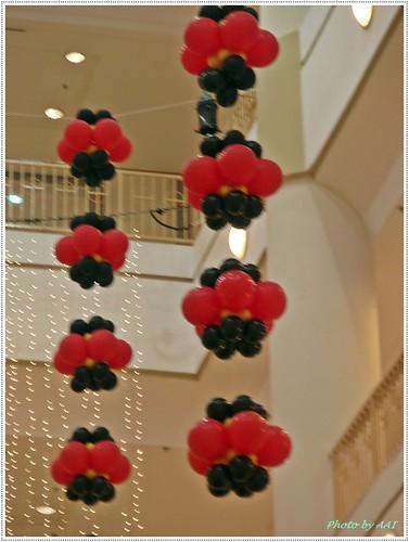 Balloon lanterns