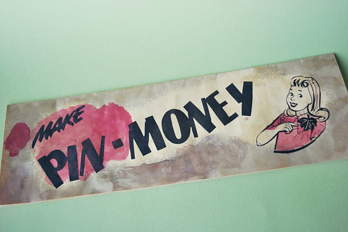 pin-money