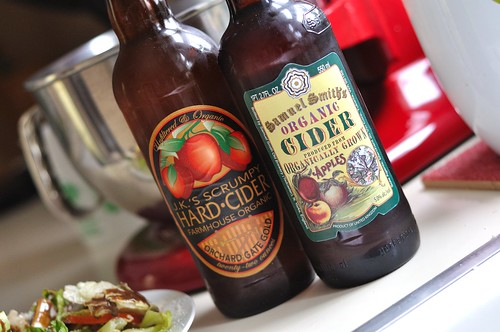 Hard Ciders, a fave.