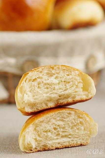 Amazing sourdough brioche