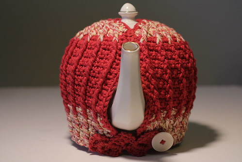Crocheted Teapot Cozy