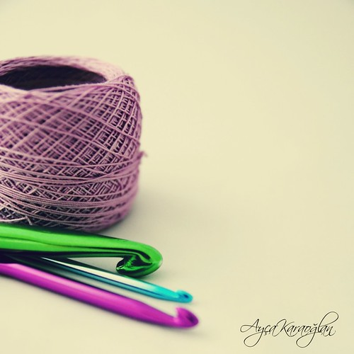 Craft Series: Thread&Crochet Hooks