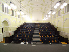 View Of Refurbished Lecture Hall