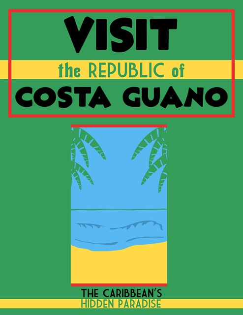 costa guano poster