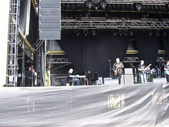 Nick Oosterhuis Soundcheck Chuck Berry Show