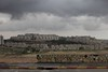 Israeli settlements, on the way to Bethlehem