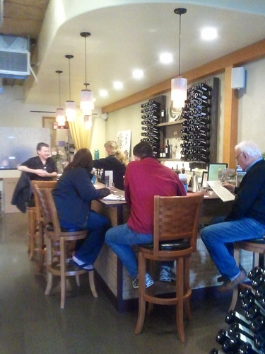 Ortman Family Wines tasting room