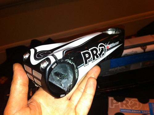 Pro Star series stem- Cavendish