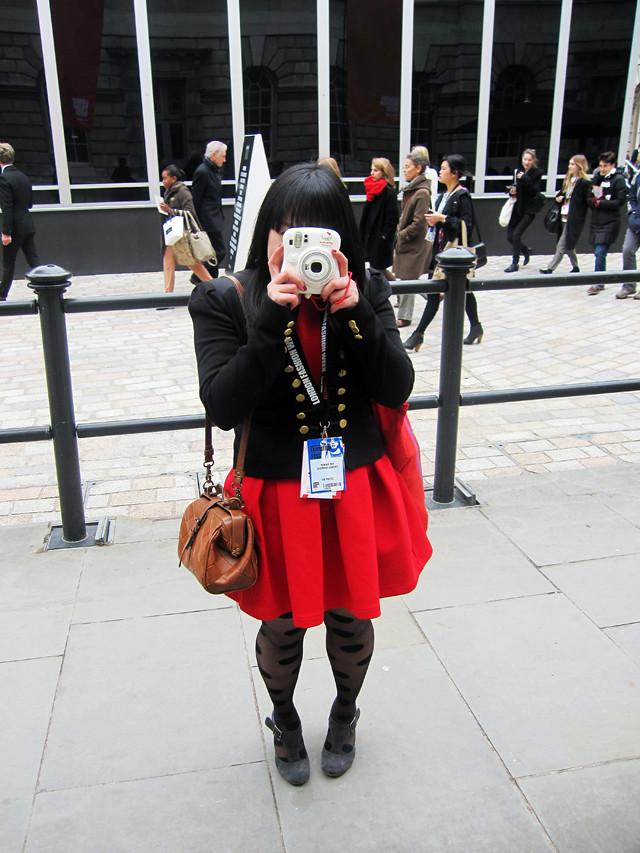 winnie's instant camera