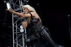 Doro (H_M_A) Tags: light music festival rock metal open with drawing live sony air gig images boa alpha thrash 2009 900 2010 bloodstock a900 bloodstockopenair