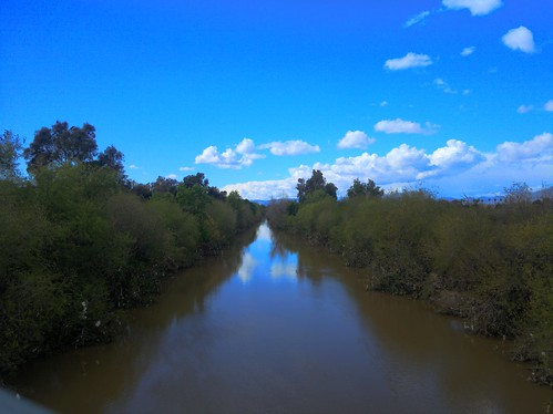 HDR - LA River at Burbank Blvd