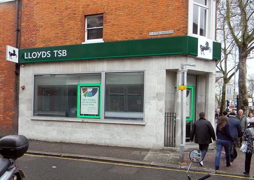 Lloyds Bank Turnham Green