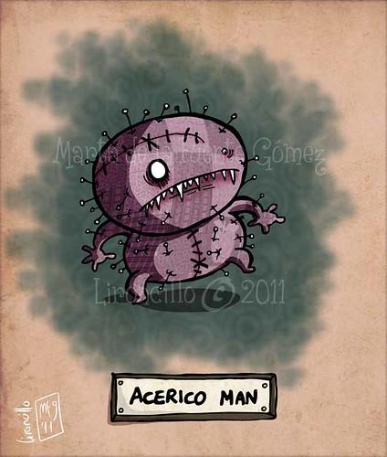 Acerico Man.