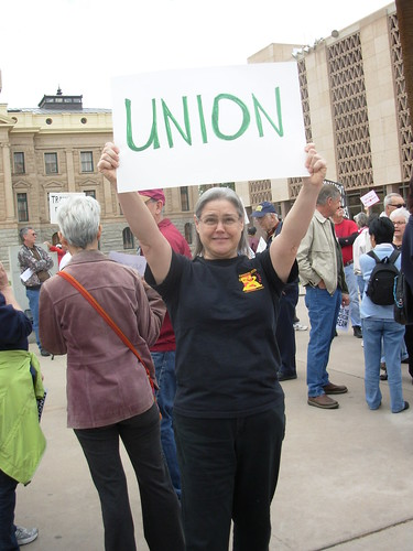 Fwd: Photos from Phoenix rally Saturday - Part 1 from Bilie Fortune