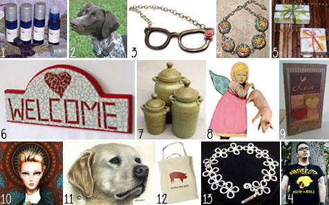 Funky Finds Spring Fling - Vendor Preview #7