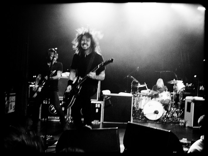 Foo Fighters @ Gloria, Cologne
