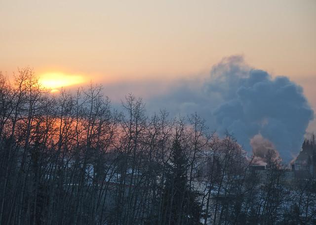Sunrise, Power Plant, Inversion