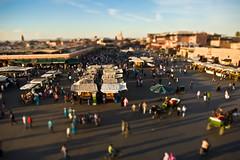 Jama'a el-Fnaa - Marrakech (http://romeo-delvecchio.tumblr.com/) Tags: square morocco maroc romeo marocco marrakech oriente frutta mercato salento lecce spezie argan profumi delvecchio jama'aelfnaa romeodelvecchio