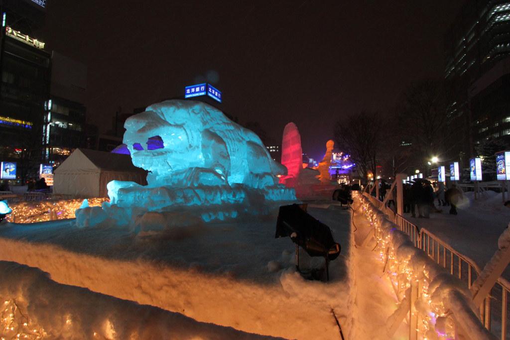 Sapporo Snow Festival  (1)