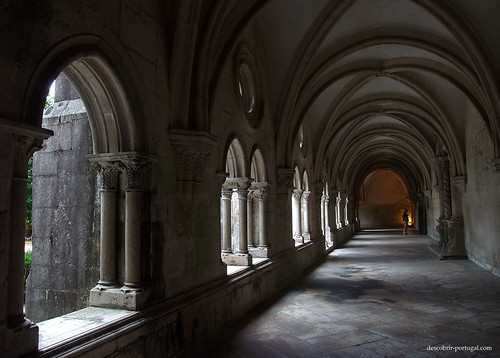 We could not speak at the Cloister of Silence