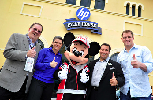 HP Field House at ESPN's Wide World of Sports at Disney