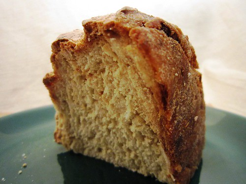 Soda Bread on a Plate