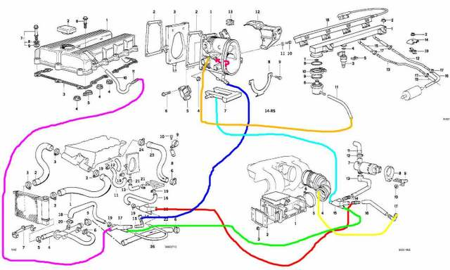 bmw 318i engine wiring harness 1984 bmw 318i engine diagram