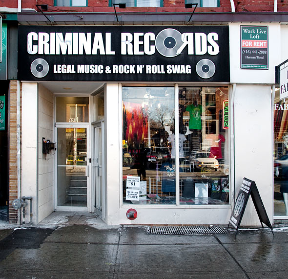 Criminal Records - Toronto