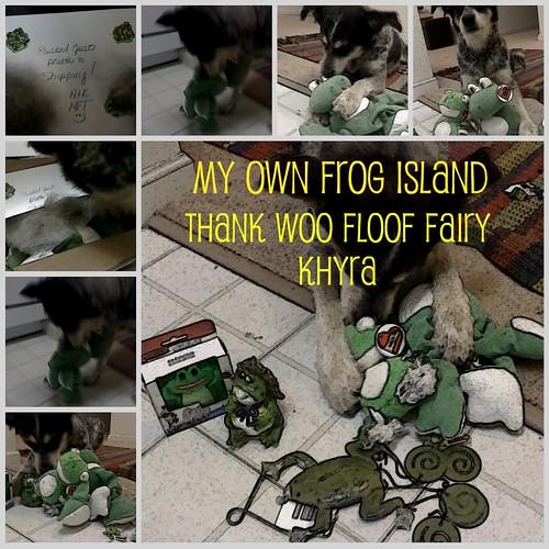 frog island