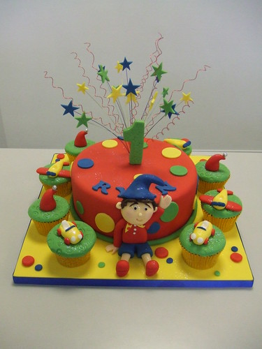 CAKE -  Noddy
