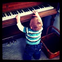 63/365 - Future Jazz Pianist