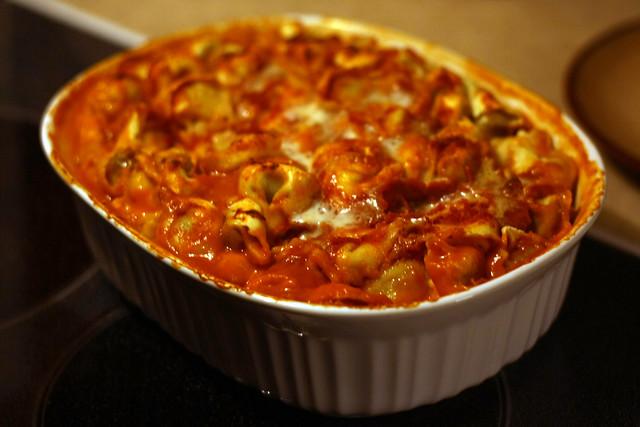 Day 187 - Tortellini Dinner
