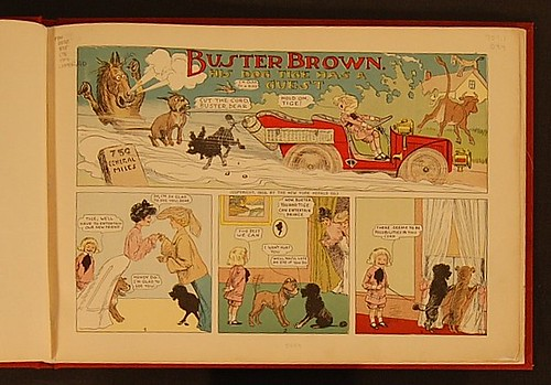 Buster Brown After Treatment