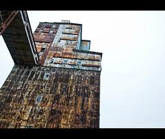 Silo No 5 - IX (• CHRISTIAN •) Tags: industry wall rust industrial montréal decay silo abandon urbanexploration mur decline industrie decaying abandonned rouille urbex vieuxmontréal décrépitude explorationurbaine déclin oldmontréal trashitude