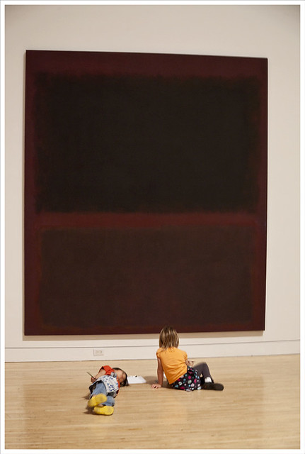 Kids And Rothko