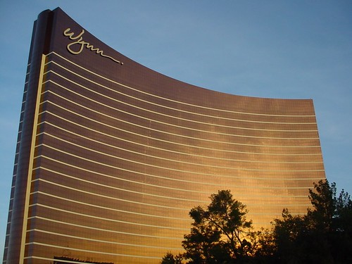 Wynn Las Vegas originally uploaded by Vasenka