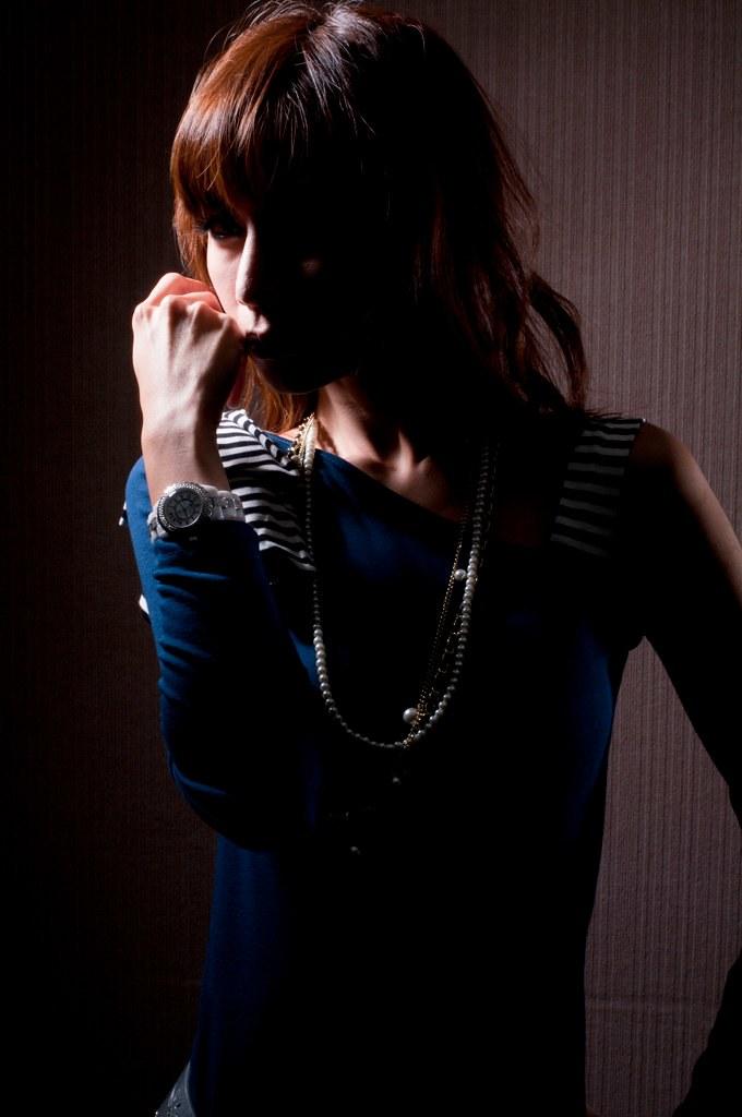 *Janice*Vogue風
