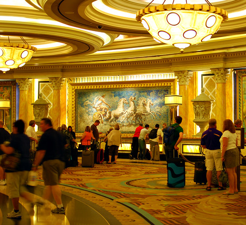 Caesar Palace Hall
