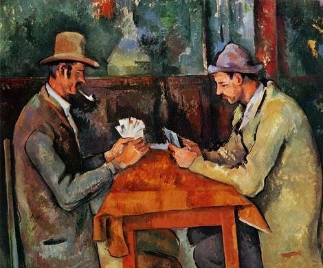 Cezanne The-Card-Players