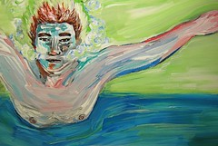 Drowning (Tomitheos) Tags: ocean blue original sea portrait selfportrait man green art me pool illustration creek painting myself oracle artwork aqua flickr poetry poem loneliness underwater emotion image avatar picture optical pic daily h2o canvas fluid tsunami photograph pastels expressionism diver aquatic submerged capture now today current sinking drowning merman vulnerable tidalwave waterworld stockphotography 2011 waterboarding aquaphobia march2011 bytomitheos tomlinardos rainforestink 03112011 swimmerpainting