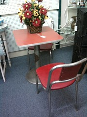50s Style Table and Chairs