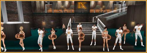 BOSL Browns in Club IX